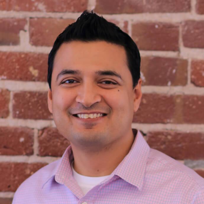 Ajay Mangalam, Chief Data Scientist of PLUM Lending